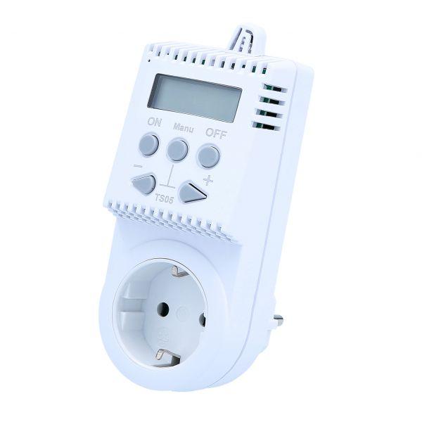 Steckdosenthermostat TS05 von Elektrobock