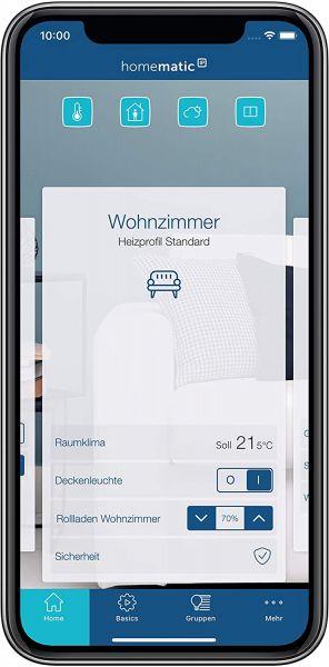 Homematic IP Smart Home Schalt-Mess-Steckdose PSM