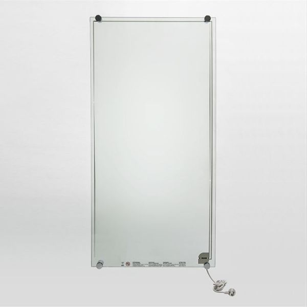 Infrarotheizung ULTIMATE aus Glas (transparent)
